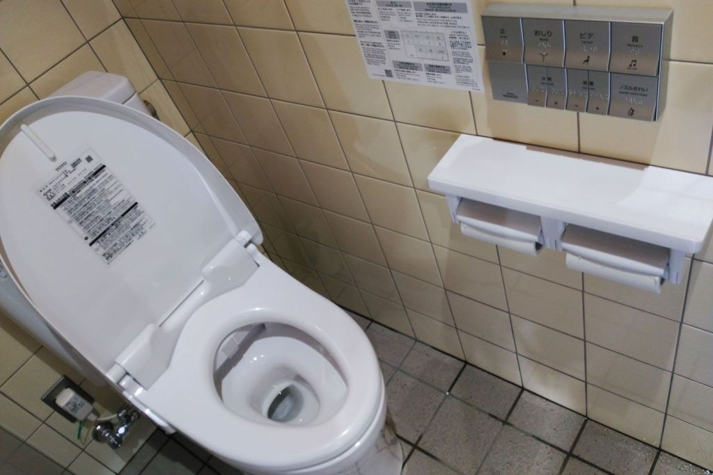 Los WC de Japón