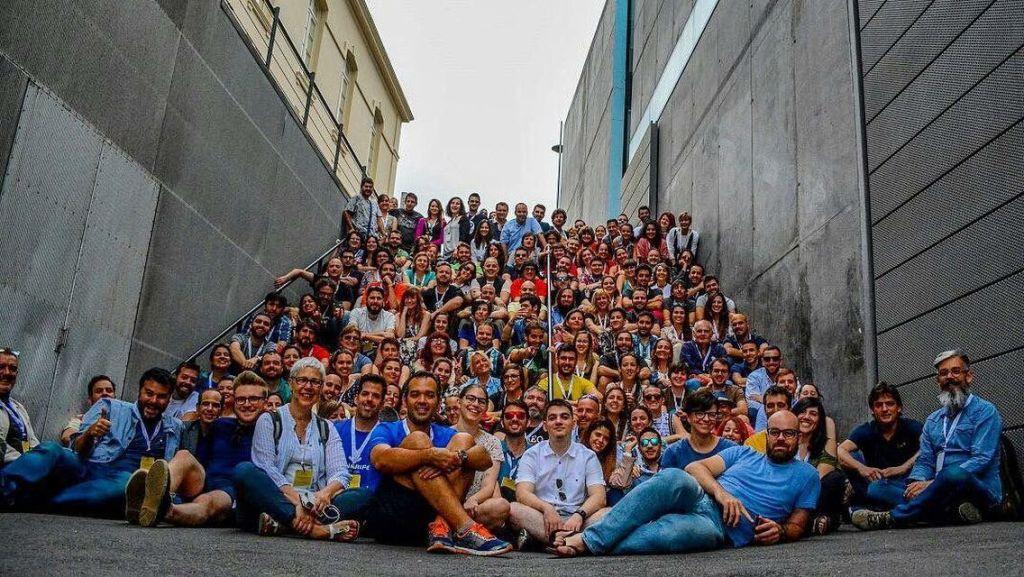 Participantes en el TBM Tenerife