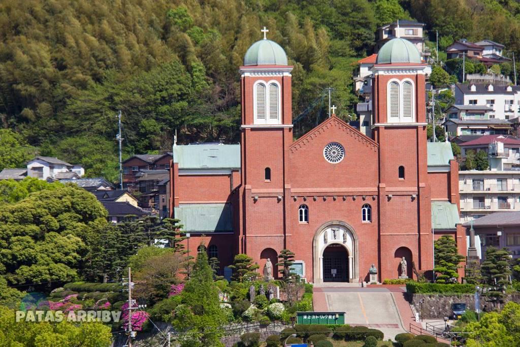 Catedral de Urakami en Nagasaki