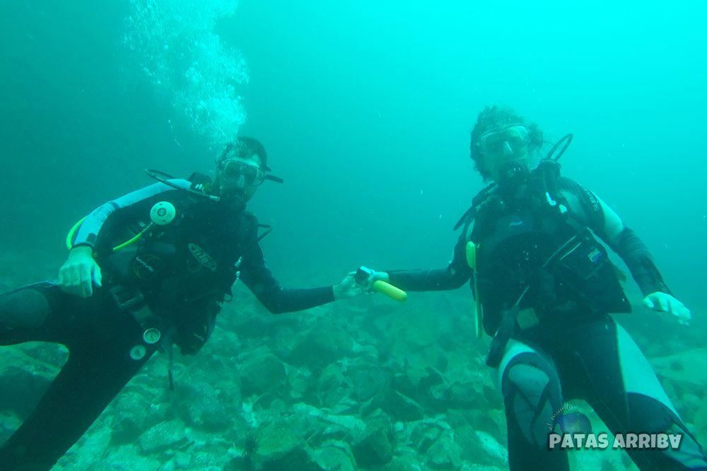 Buceo en Lanzarote y La Graciosa