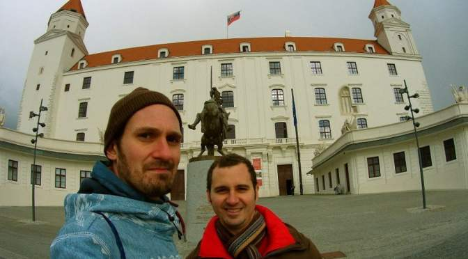 Bratislava: A las orillas del Danubio