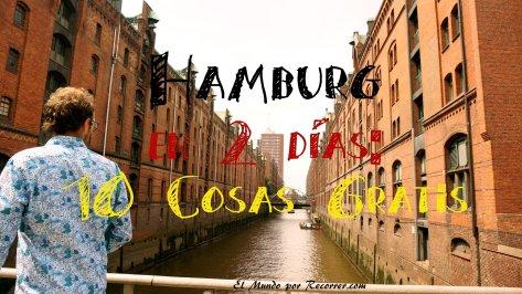 Hamburg en 2 días: 10 Cosas Gratis qué hacer