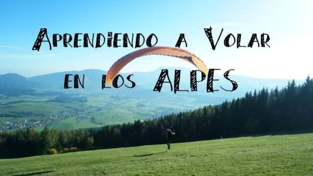 Aprende a volar en Parapente en los Alpes Austriacos