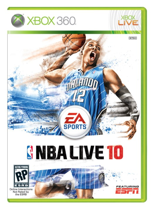 Dwight Howard - EA Sports NBA Live 10