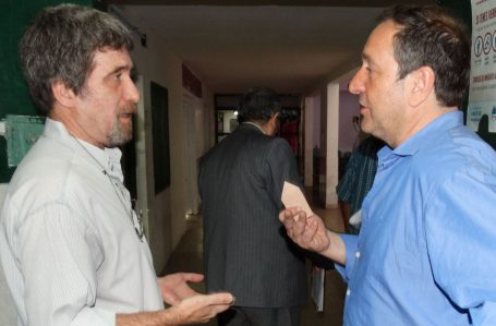 """Miguel Saredi: """"Es indignante la situación de inseguridad de docentes y escuelas"""""""
