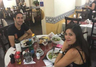 Ganadores del Concurso por el Día de los Enamorados organizado por Junta Vecinal Casanova