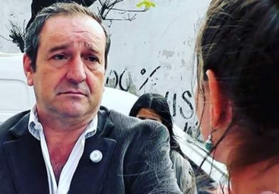 """Miguel Saredi: """"NUESTRO RECONOCIMIENTO A LA OFICIAL CARLA PAMELA FRIAS""""."""