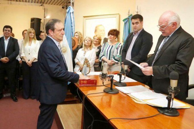 """Miguel Saredi:""""Soy concejal de los que me votaron y de los que no lo hicieron."""""""