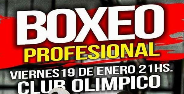 Noche de Boxeo Profesional por TyC Sports con protagonistas de La Matanza