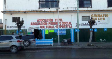 El 25 de Mayo en la Asociación Civil Juan Bautista Alberdi de Catán