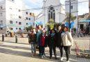 Pedido a favor de Las Dos Vidas en la plaza de San Justo #LaMatanza