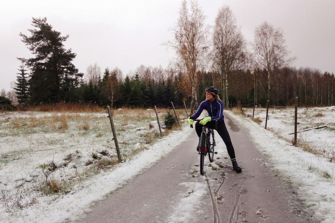 Elna Dahlstrand i Craft Vinterkläder