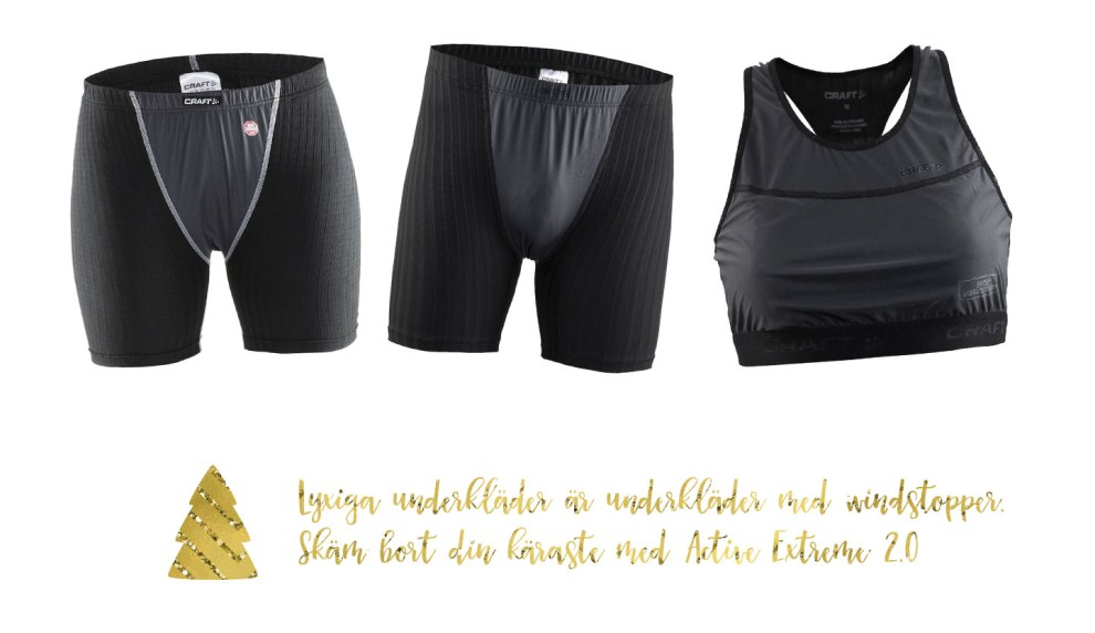 Active Extreme lyxiga underkläder