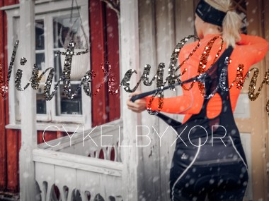 Vintercykling cykelbyxor