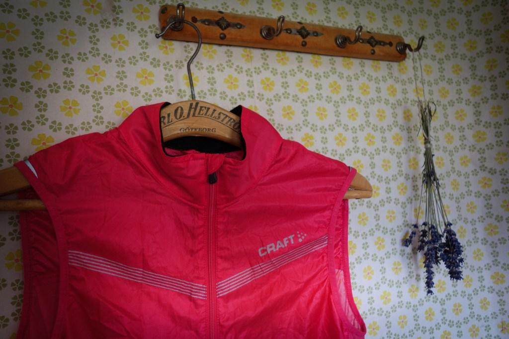Craft Featherlight Vest W Push