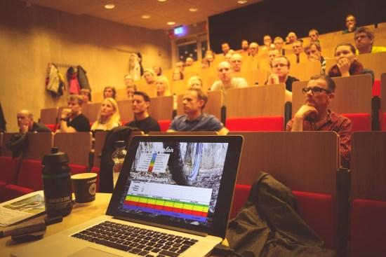 Cykelinspiration föreläsning Karlskrona CK