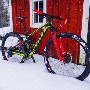 Scott Spark RC 900 WC Winter Edition