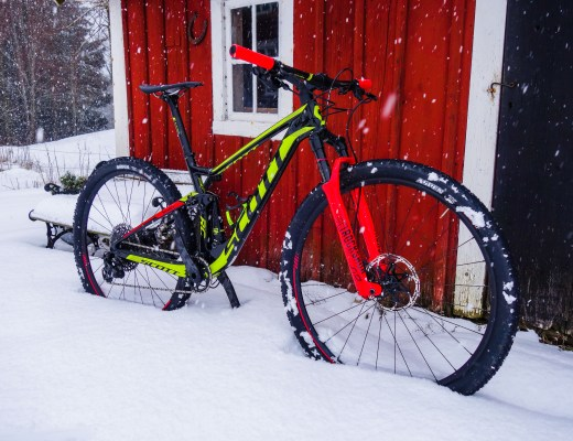 Scott Spark RC 900 WC Winter Edition