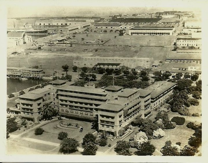 ManilaHotel1930saerial