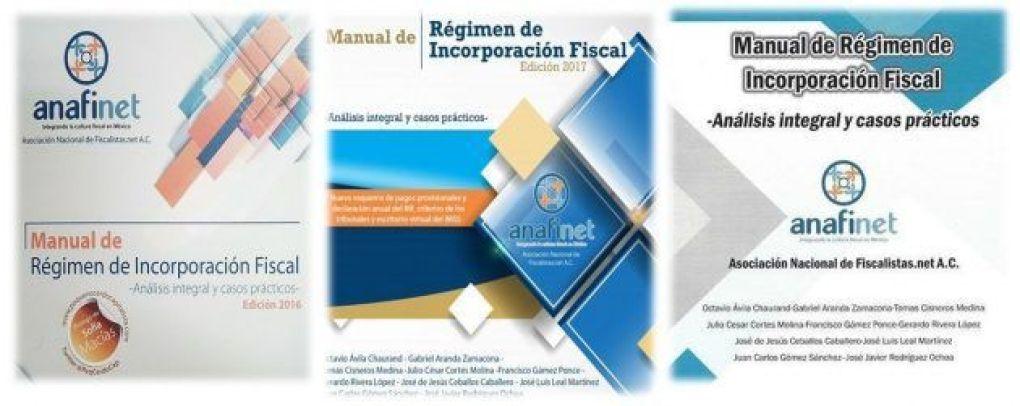 Manual Régimen Incorporación Fiscal