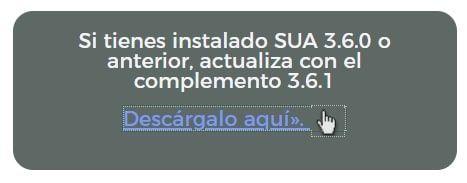 SUA IMSS 3.6.1