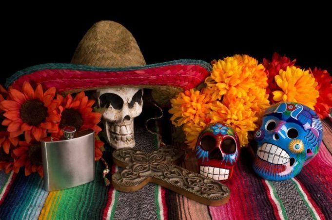 Dia de Muertos Descanso Obligatorio