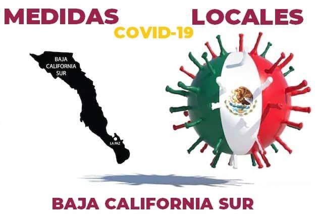 Medidas Locales Baja California SUR COVID-19 (Reseña actualizable)