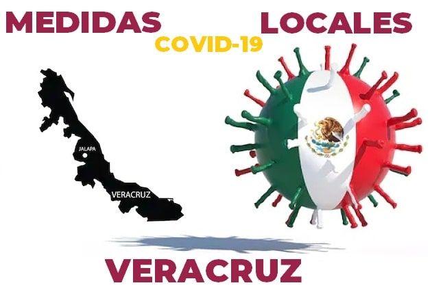 covid19 Veracruz medidas