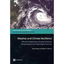 Weather and Climate Resilience