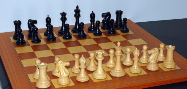 رقعة الشطرنج