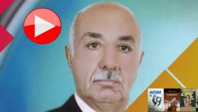 الروائي العراقي راسم الحديثي