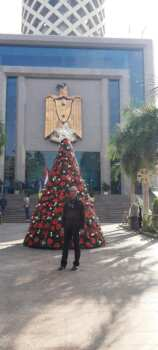 ألدعمي يزور برج القاهرة
