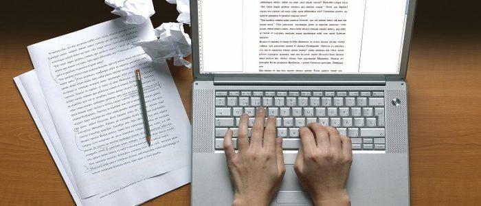كتابة رواية جديدة