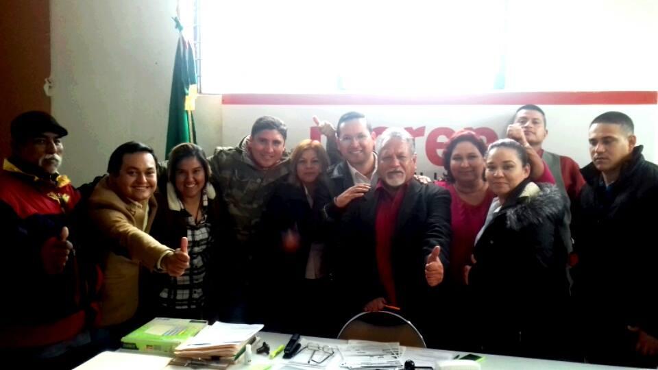 Se registran candidatos de MORENA en Tamaulipas