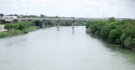 Agua del Rio Bravo muy contaminada advierte la CNA