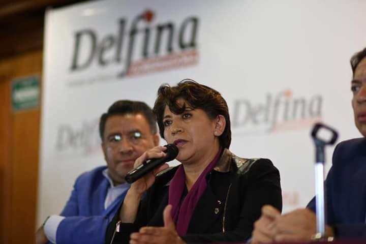 Delfina Gómez solicitará observadores de CIDH y ONU