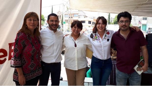 Tatiana Clouthier se une a equipo de asesores de Delfina Gómez