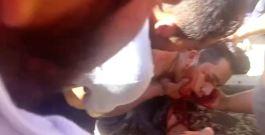 Represión contra normalistas en Tiripetío deja un herido de bala en la cabeza