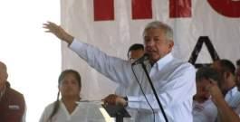"""Alerta AMLO que lo quieren """"cepillar"""", porque PRI demandará a MORENA por realizar, antier, su Congreso Nacional"""
