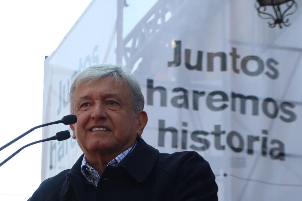 El próximo presidente de México no dará ninguna orden a Fuerzas Armadas para reprimir al pueblo: AMLO