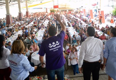 Brinda Cuauhtémoc Blanco respaldo total a las mujeres Morelenses