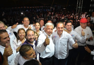 """""""Ganaremos la Presidencia de México y la Gubernatura de Morelos"""": Cuauhtémoc Blanco"""