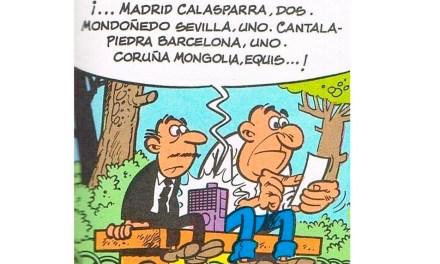 Calasparra, en los cómics