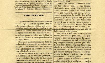 20 de mayo de 1877: Ha salido El Argos