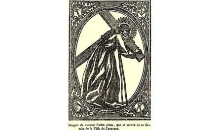 27 de agosto de 1612: Licencia para la construcción de la Ermita de Nuestro Padre Jesús Nazareno y Santa Elena