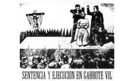 20 de Diciembre de 1849: Ejecución de Fernando Calzada