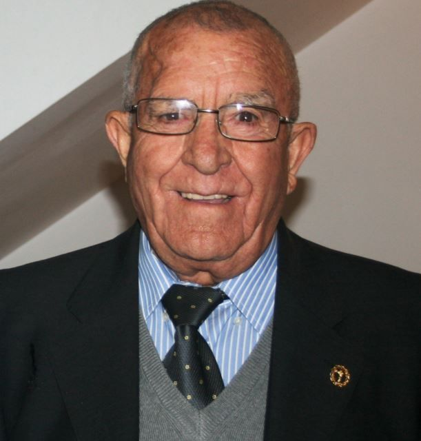 Adiós, veterano cofrade, Paco Fernández Gallego