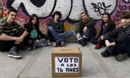 El voto a los 16