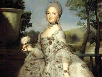 Los embarazos de la reina María Luisa de Parma y sus celebraciones en Caravaca