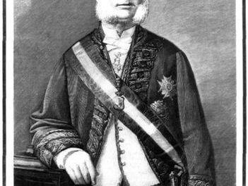 29 de marzo de 1867: Nombramiento de D. Domingo Moreno y Martínez como Senador Vitalicio